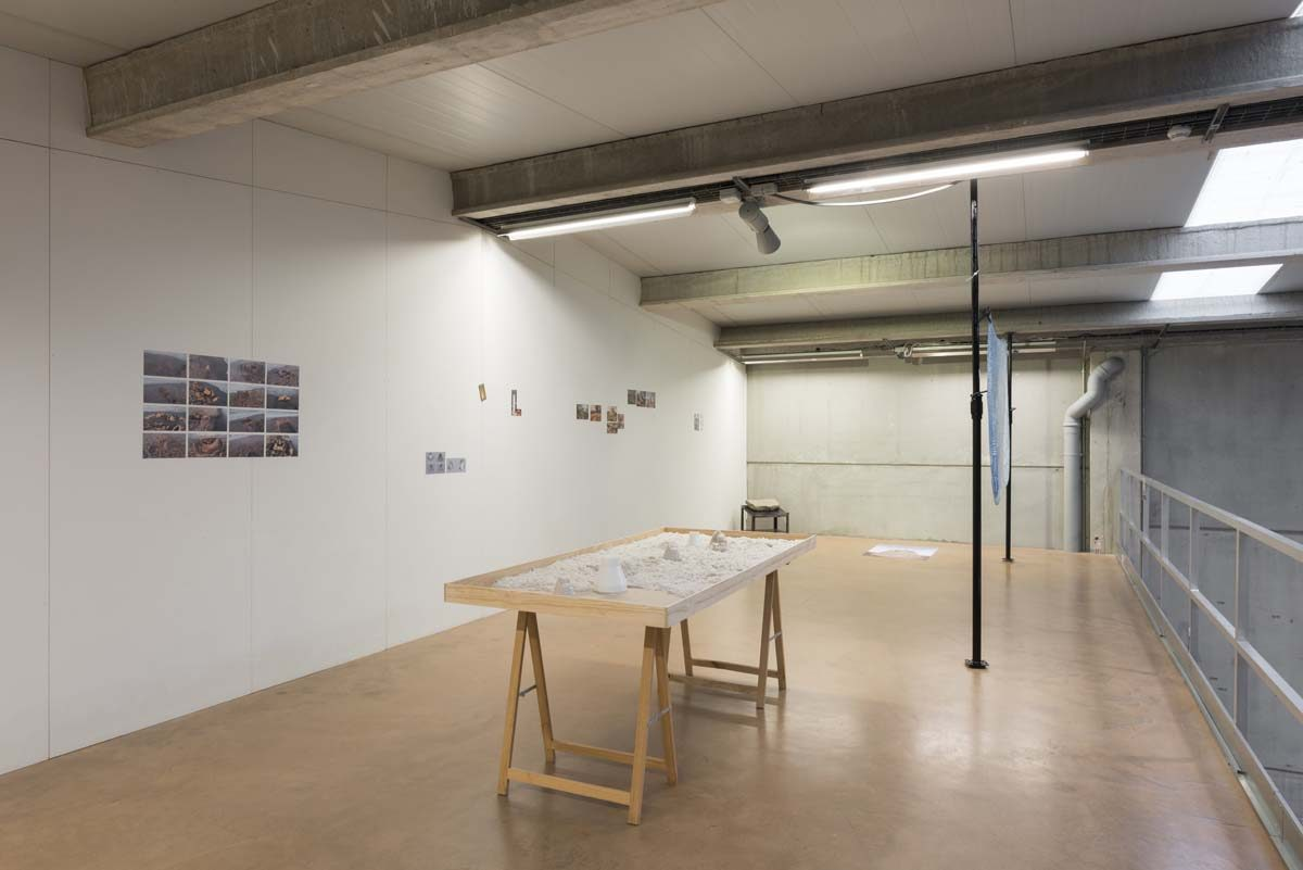 Exhibition at ADN Platform. General view. Foto: Roberto Ruíz.