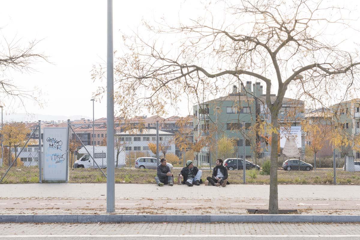 Builders. Foto: Roberto Ruíz.