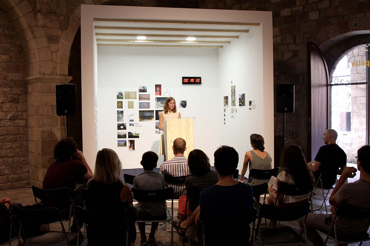 Discurs Final, comentari de David Armengol – 06/09/2016. Foto: Ikram Bouloum