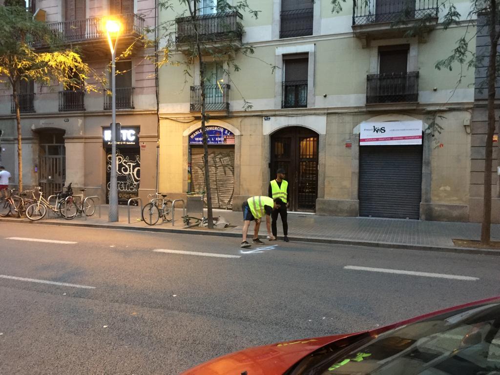 posen els carrers - Foto: Bernat Daviu