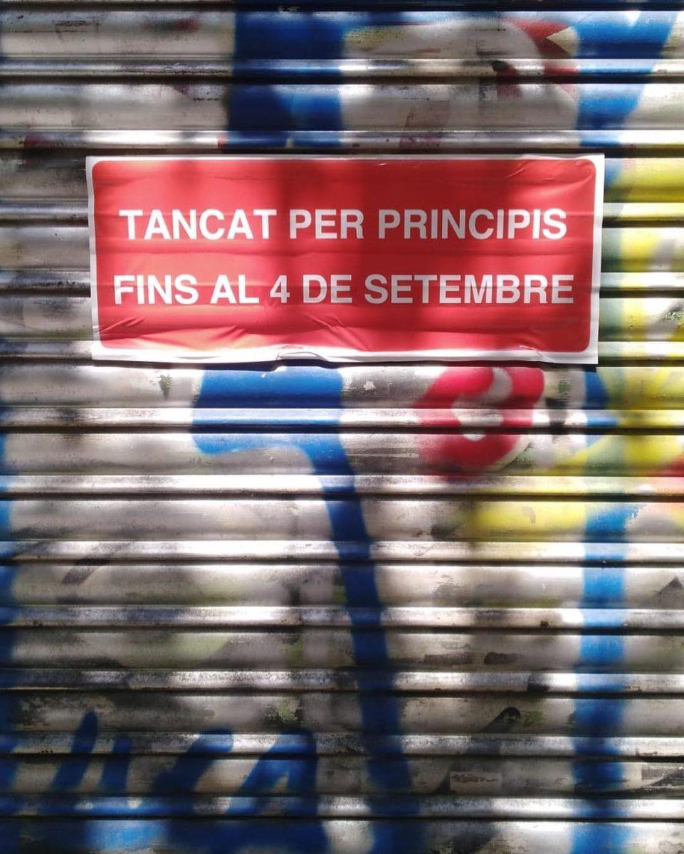 Cartell Al Principi, - Foto: Anna Dot