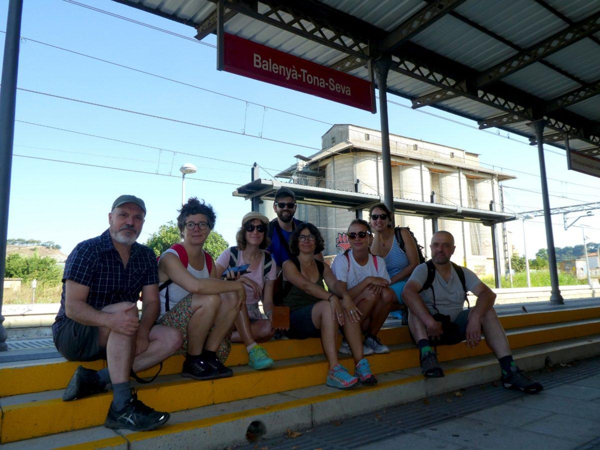 Primera ruta - Foto: Jordi Lafon